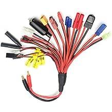 SHINA 19in1 charge Adaptateurs de câble 15cm
