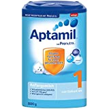 Aptamil 1 Infant Formula avec Pronutra, 7 Pack (7 x 800g)