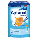 Aptamil 1 Infant Formula con Pronutra, 5-pack (5 x 800g)