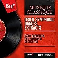 Grieg: Symphonic Dances, Extracts (Mono Version)