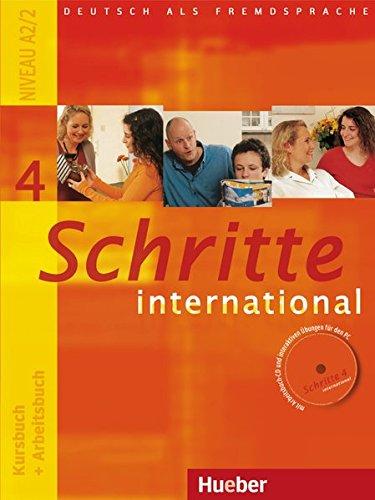 Schritte international. Kursbuch-Arbeitsbuch. Per le Scuole superiori: 4