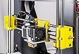 Schwarz 3D Drucker, Dual-Extruder Desktop Rapid Prototyping