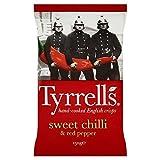 #7: Tyrrells Sweet Chilli & Red Pepper Crisps 150g (1)