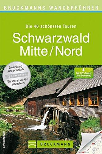 Bruckmanns Wanderführer Schwarzwald Mitte/Nord