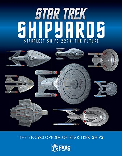 Star Trek Shipyards por Ben Robinson