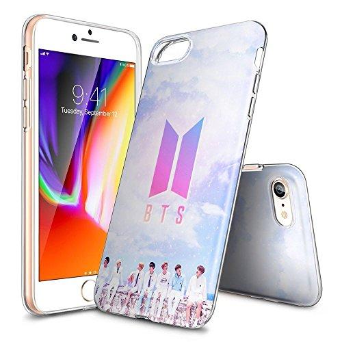 iPhone 6S Hülle,iPhone 6 Hülle, KALKDA TPU Transparent Gel Case Schock Absorption Anti-Scratch Unterstützt Drahtlose Aufladen Für iPhone 6S/6 4.7