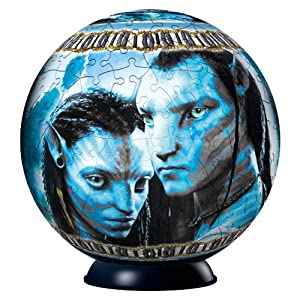 Ravensburger 11533 puzzleball® Avatar - Puzzle esférico de 240 Piezas
