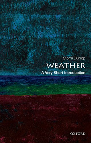 Weather: A Very Short Introduction (Very Short Introductions) (English Edition)