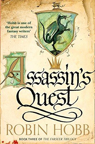 Assassin's Quest (The Farseer Trilogy, Book 3): 3/3 por Robin Hobb
