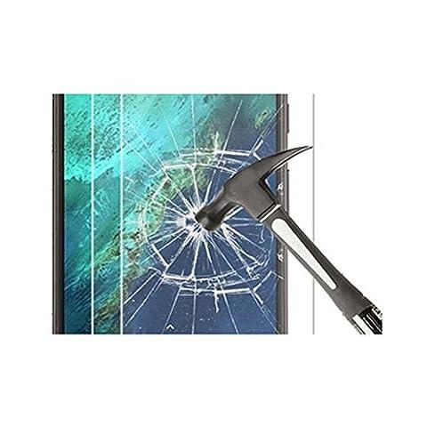 Haodasi écran LCD Guard Film Tempered Glass Screen Protector Pour Alcatel IDOL X OT-6040