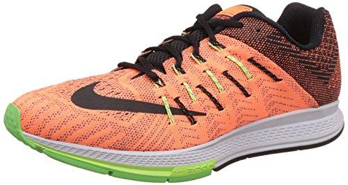 Nike Air Zoom Elite 8, Scarpe sportive, Uomo Ttl Orng/Blk-Ghst Grn-Vltg Grn