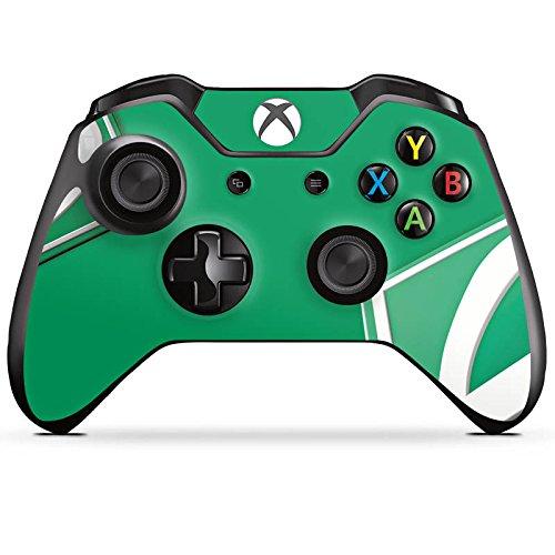 DeinDesign Microsoft Xbox One Controller Folie Skin Sticker aus Vinyl-Folie Aufkleber Werder Bremen Fanartikel Fussball