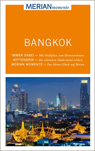 MERIAN momente Reiseführer Bangkok