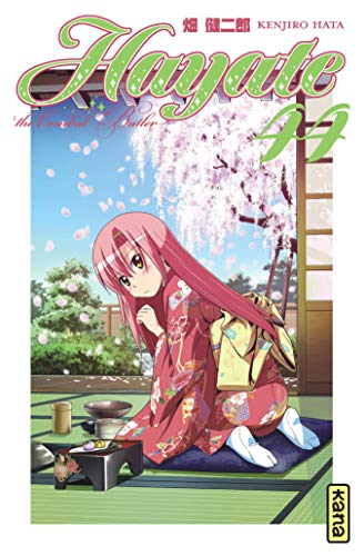 Hayate The combat butler Edition simple Tome 44