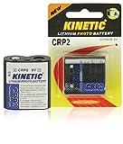 Lithium Batterie CR-P2 6 V 1-Blister, Lithium Batterie für analoge und (973977008130)