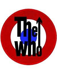 The Who Target Rückenaufnäher