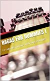 Ragas for dummies I: 12 raga descriptions with song examples