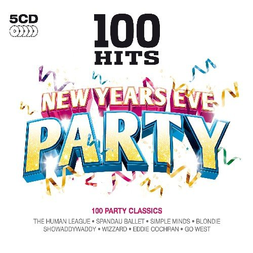 100 Hits New Years Eve Party