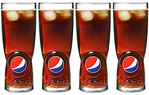 pepsi-hiball-glasses-16oz-460ml-set-of-4-official-branded-pepsi-tumblers-pepsi-hiball-tumblers
