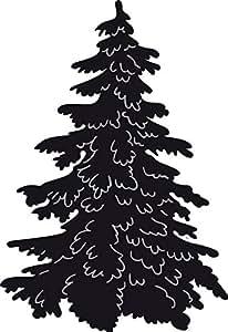 Marianne Design Christmas Tree Craftable Die Amazon Co Uk