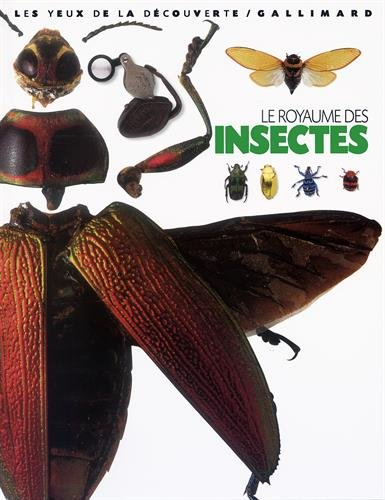 Le Royaume des insectes