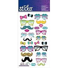 Sticko Stickers-Glasses & Shades