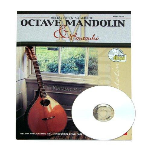 Mel Bay Handbuch für Mandoline und Bouzouki Buch / CD von John McGann