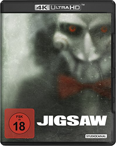 Jigsaw - Ultra HD Blu-ray [4k + Blu-ray Disc]
