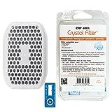 Crystal Filter Filtre GRV001 CRF4001 Compatible Whirlpool GRV001 / GRV002