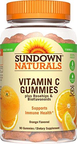Sundown Naturals C Gummies, 90 Count by