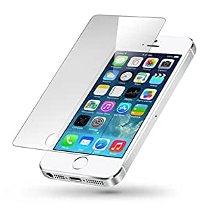 SNOOGG ApPLHe iPhone 5 Anti-Glare Anti-Scratch Anti-Fingerprint Clear Screen Guard