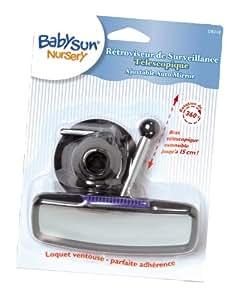 Babysun Nursery Rétroviseur Télescopique