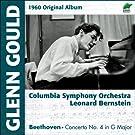 Beethoven: Piano Concerto No. 4, in G Major, Op. 58 (Original Album, 1960)