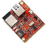 ESP32-GATEWAY Platine für Espressif ESP32 mit Wired 100MBit Ethernet