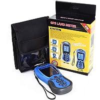 NF-198 GPS Medidor terrestre Pantalla LCD Medición del valor Figura Medición de tierras agrícolas
