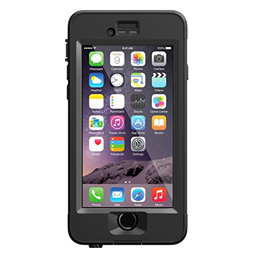 LifeProof Nuud - Funda para Apple iPhone 6, negro
