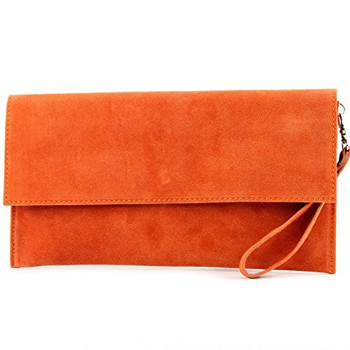 modamoda de - Made in Italy, Poschette giorno donna Orange