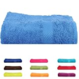 Trident 400 GSM Kids Bath Towel- Blue