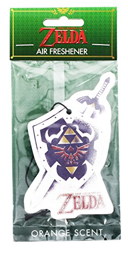 Preisvergleich Produktbild Legend of Zelda Shield Air Freshener