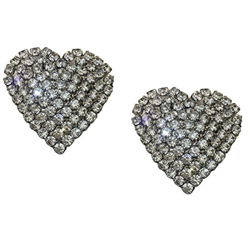 silver-glitzy-heart-shaped-jewelled-shoe-clips-shoe-jewellery-brooches-1-pair-honey