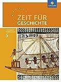 Zeit für Geschichte - Ausgabe 2015 für Gymnasien in Niedersachsen: Schülerband 5
