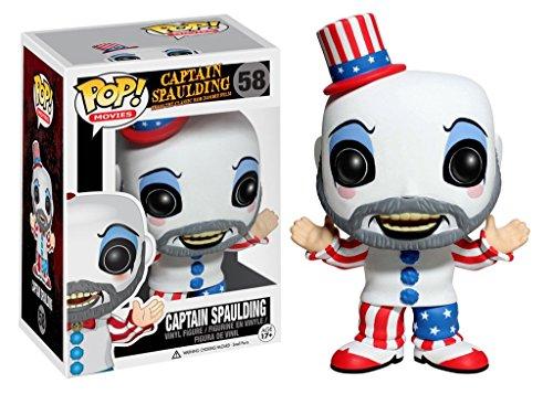 FunKo Captain Spaulding Pop! Vinylfigur