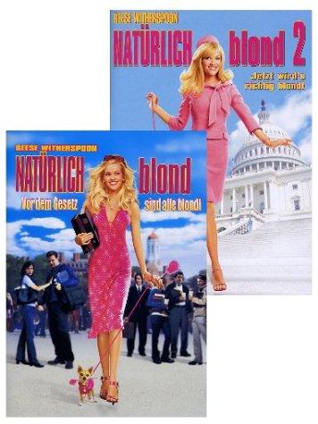 Natürlich blond / Natürlich blond 2 [2 DVDs]