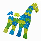 BuitenSpeel B.V. GA235 - Puzzle-Giraffe, 40 x 60 cm