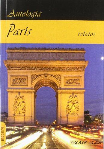 Portada del libro París: Relatos (Narrativa)