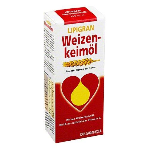 WEIZENKEIMÖL Lipigran Grandel 250 ml Öl