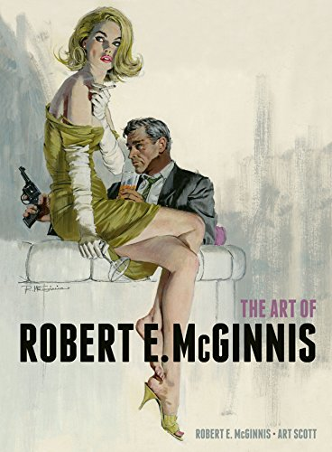 The Art of Robert E. McGinnis -