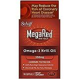 Schiff MegaRed Omega-3 Krill Oil - 300 mg - 90 Softgels