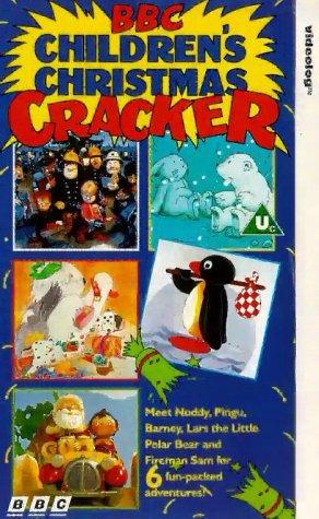 bbc-childrens-christmas-cracker-vhs