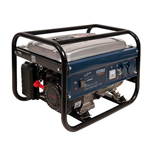 FERM PGM1008 Generatore, Raffreddamento ad Aria, 2000